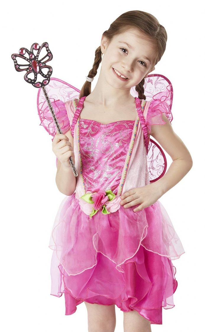 Melissa & Doug Role Play Outfit - Flower Fairy Costume